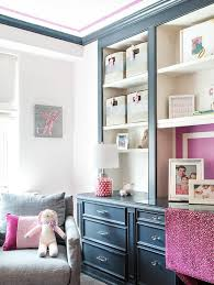 Pink And Grey Girls Bedroom Dark Gray And Pink Nursery Colors Traditional Nursery