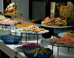 wedding serving dishes ideas for the buffet at a wedding reception lovetoknow