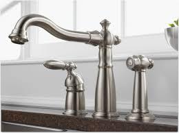kitchen faucet 3 platinum delta kitchen faucet leaking wide spread single handle