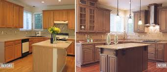refacing kitchen cabinets with glass doors cabinet refacing products materials tools tips