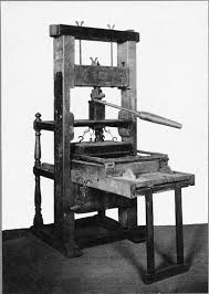 Who Invented The Bench Press Invention Of The Printing Press Who Invented The Printing Press