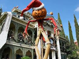 When Do Halloween Decorations Go Up At Disneyland 60 Best Festive Images On Pinterest Christmas Ideas Diy And