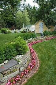 Flower Bed Border Ideas Garden Ideas Borders Interior Design