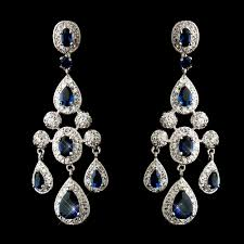 chandelier wedding earrings stress away bridal jewelry boutique antique silver cz