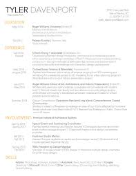 sle of resume resume davenport