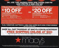 best online black friday deals saturday macy u0027s 2016 black friday ad circular leaked ahead of release