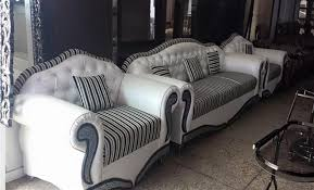 Sofa Sets Designs And Colours Two Color Theme Sofa Set By Aaraish Designs At Home Design