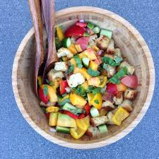 ina garten u0027s panzanella salad u2013 thoughts by natalie