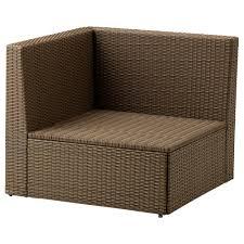 Ikea Outdoor Patio Furniture Arholma Corner Section Outdoor Ikea