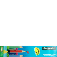 classmate products buy online itc classmate hb bonded lead pencils 10 nos buy online