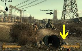 Fallout 3 Map by Talk Fallout 3 Random Encounters Archive 1 Fallout Wiki Fandom