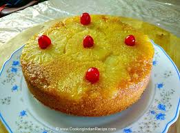 how to make pineapple upside down cake recipe