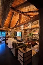 stunning stylish log cabin bedroom ideas christmas cabins