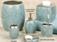 blue bathroom accessories ebay inspirational flower blossom bath