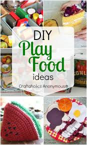 play kitchen ideas craftaholics anonymous diy play food ideas
