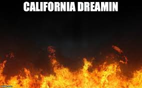 Fire In The Hole Meme - california is a you know what hole voter fraud homelessness