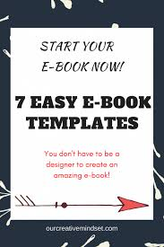 7 awesome ebook templates create an online course in minutes