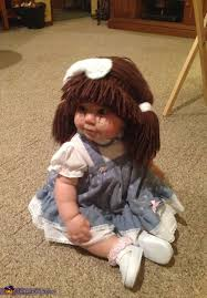 Cabbage Patch Kids Halloween Costume Cabbage Patch Doll Costume Cabbage Patch Diy Halloween Cabbage