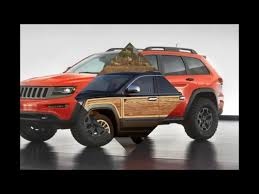 jeep grand style change 2019 jeep grand redesign will be 100 jeep as usual