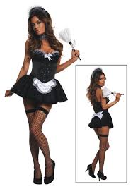 matching women halloween costumes french maid costumes u0026 halloweencostumes com