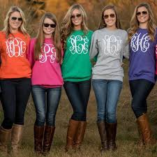 preppy clothing preppy and personalized monogrammed gifts embroidered clothing