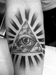 all seeing eye traditional tattoo photos pictures and sketches