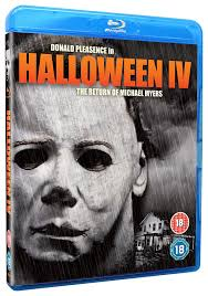 spirit halloween michael myers halloween 4 the return of michael myers blu ray amazon co uk