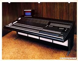 Studio Mixer Desk by Adm Mixers And Consoles Of The 1970s And 1980s Preservation Sound