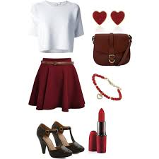 lydia martin inspired polyvore