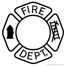 fireman color coloring pages kids family