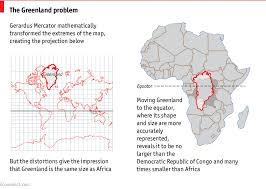 What Is A Map Projection Misleading Maps And Problematic Projections
