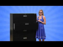 hon lateral file cabinet drawer removal meg on hon file cabinet youtube
