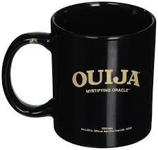 Coolest Mugs Amazon Com Icup Hasbro Ouija Board Ceramic Mug 20 Oz Clear