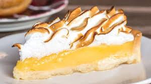 cuisine tv les desserts de benoit tarte au citron de jehane benoît foodlavie