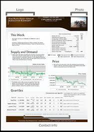 doc 585680 executive summary template word u2013 31 executive