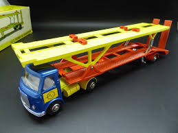 new ray die cast truck replica international 9900ix double deck