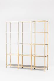 gold room divider gold shelving u2014 etablir