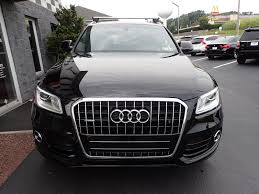 Audi Q5 8 Speed Tiptronic - pre owned 2015 audi q5 premium quattro awd sport utility in
