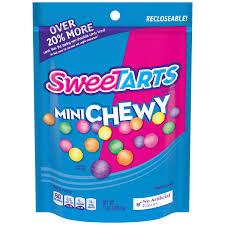 sweetarts mini chewy candy 12 oz stand up bag walmart com