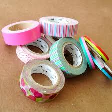 wash tape 52 crafts in 52 weeks