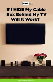 best 25 hide cable box ideas only on pinterest hiding cable box