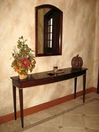 Tables For Foyer Foyer Table With Mirror Home Design Ideas And Pictures