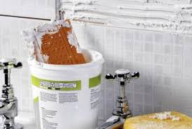 How To Make An Easy And Cheap Backsplash For The Bathroom Sink - Bathroom sink backsplash