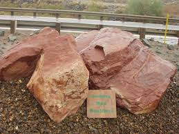 Red Landscape Rock by Phoenix Landscaping Rocks And Boulders Landscape Rocks In Arizona