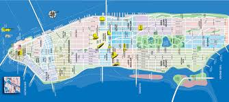 Hop On Hop Off New York Map by Mapas Lo Mejor De New York