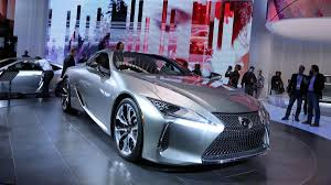 lexus dublin ohio detroit auto show naias preview what new cars and trucks are