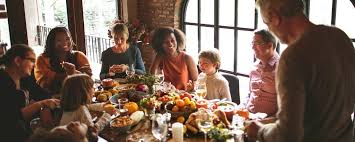 make your guests feel at home this thanksgiving with these 4