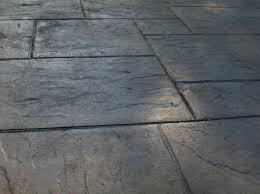 Concrete Patio With Pavers Concrete Contractors Tracy Ca Foundations Pavers