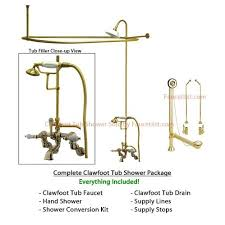Bathtub Shower Conversion Kit Cheap Garden Tub With Shower Find Garden Tub With Shower Deals On