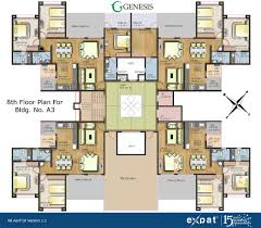 delighful apartment floor plans india 2017 al forsan for